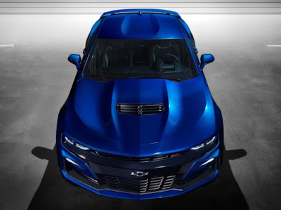 Chevrolet 2019 Camaro SS Review, Specs, Price