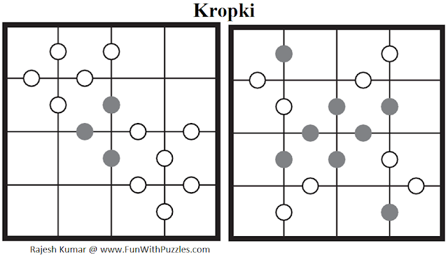Kropki (Kids Puzzles Series #1)