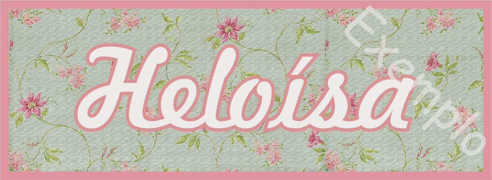 significado do nome heloisa complementos