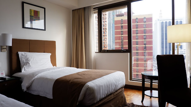 my bed city garden hotel makati
