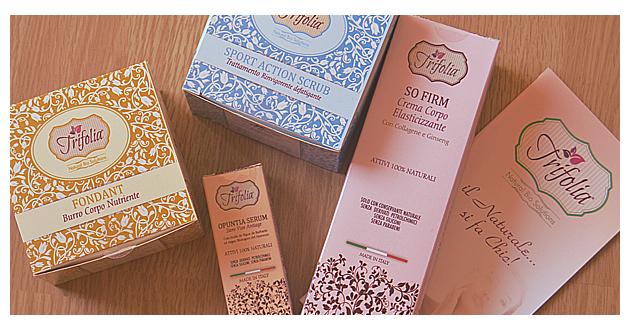 PREVIEW: Referenze Trifolia Cosmetics