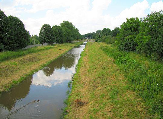 Rzeka Prudnik.