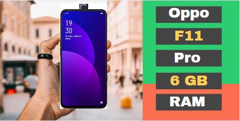Oppo F11 Pro mobile details