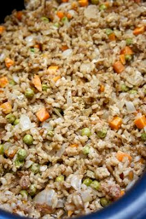 Crock Pot Fried Rice: Savory Sweet and Satisfying