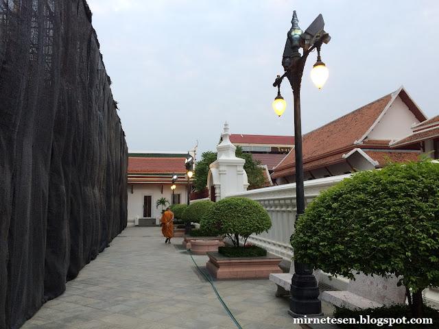 Старый Бангкок, Ват Ратчанадда