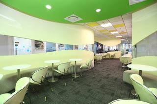 thiết kế một văn phòng đẹp, hiện đại, tạo ra môi trường làm việcthân thiện