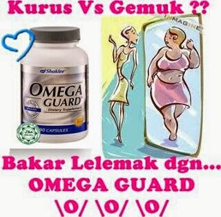 Image result for omega guard untuk kurus