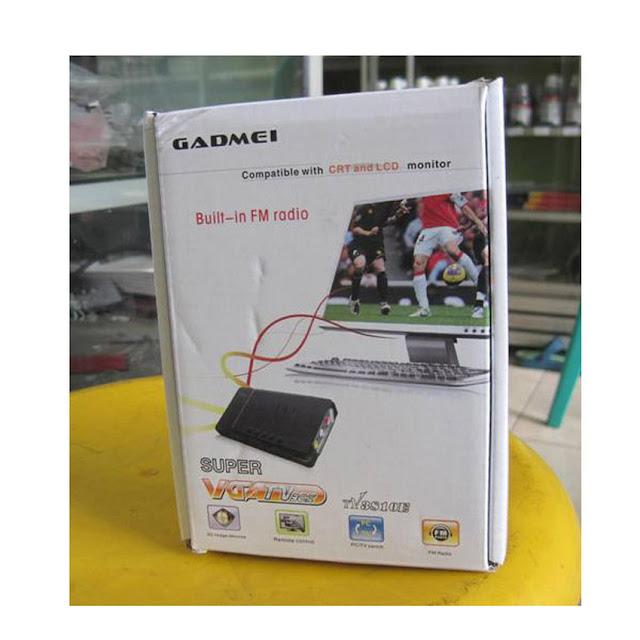 Gadmei TV Tuner 3810E