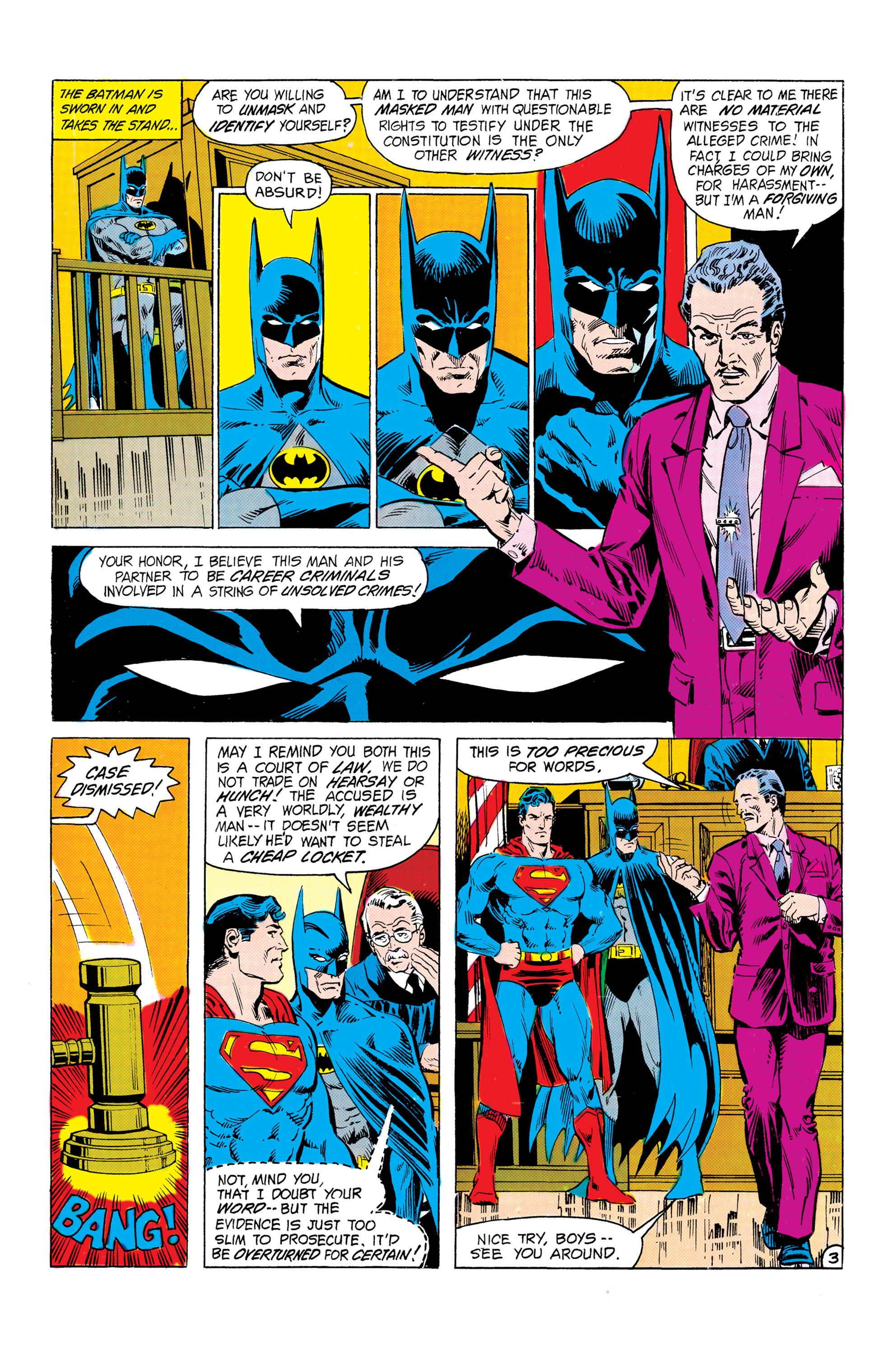 Read online World's Finest Comics comic -  Issue #304 - 4
