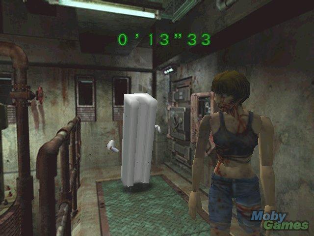 Todu Resident Evil 2