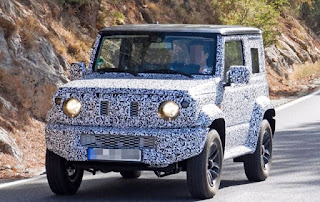 2019 Suzuki Jimny: Prix, Date de sortie, Caractéristiques, Rumeurs