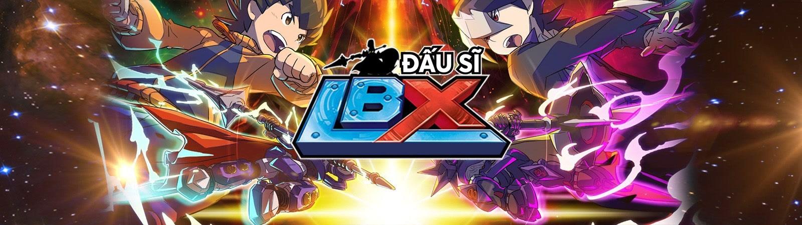 Đấu Sĩ LBX Phần 2 - VietSub (2014)