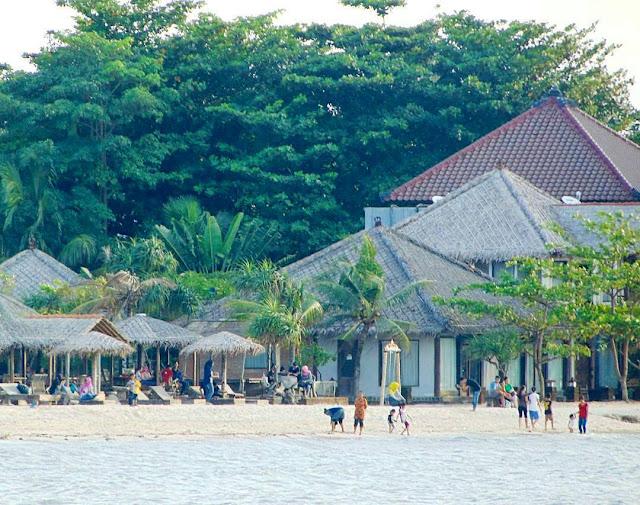 Foto Peta Wisata Jepara Pantai Tirto Samodra Pantai Bandengan