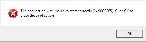 0xc0000005 Error in windows 7 fix   100% working Fix of 0xc0000005