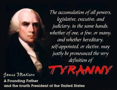 tyranny with this masses