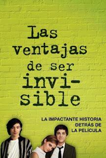 Las Ventajas De Ser Invisible - CHBOSKY STEPHEN