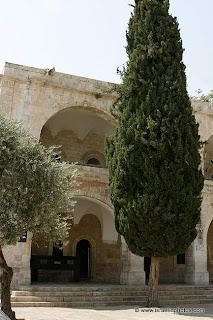 Jerusalem. Rothschild House, Batei Mashe Sq