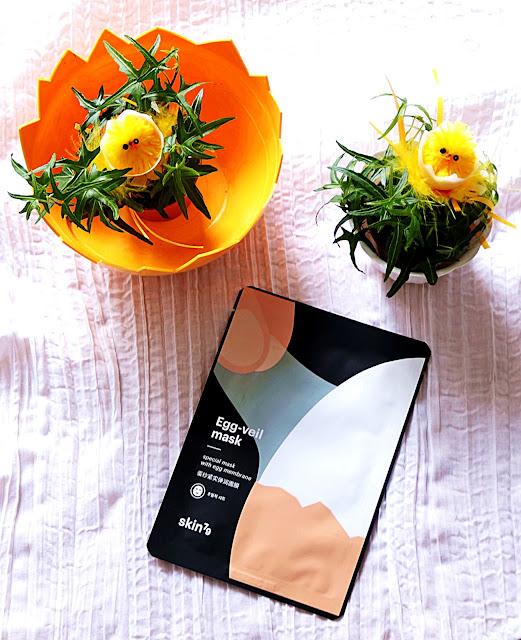 SKIN79 - Egg-Veil Mask