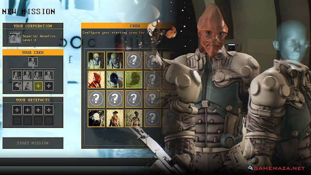Genesis Alpha One Gameplay Screenshot 2