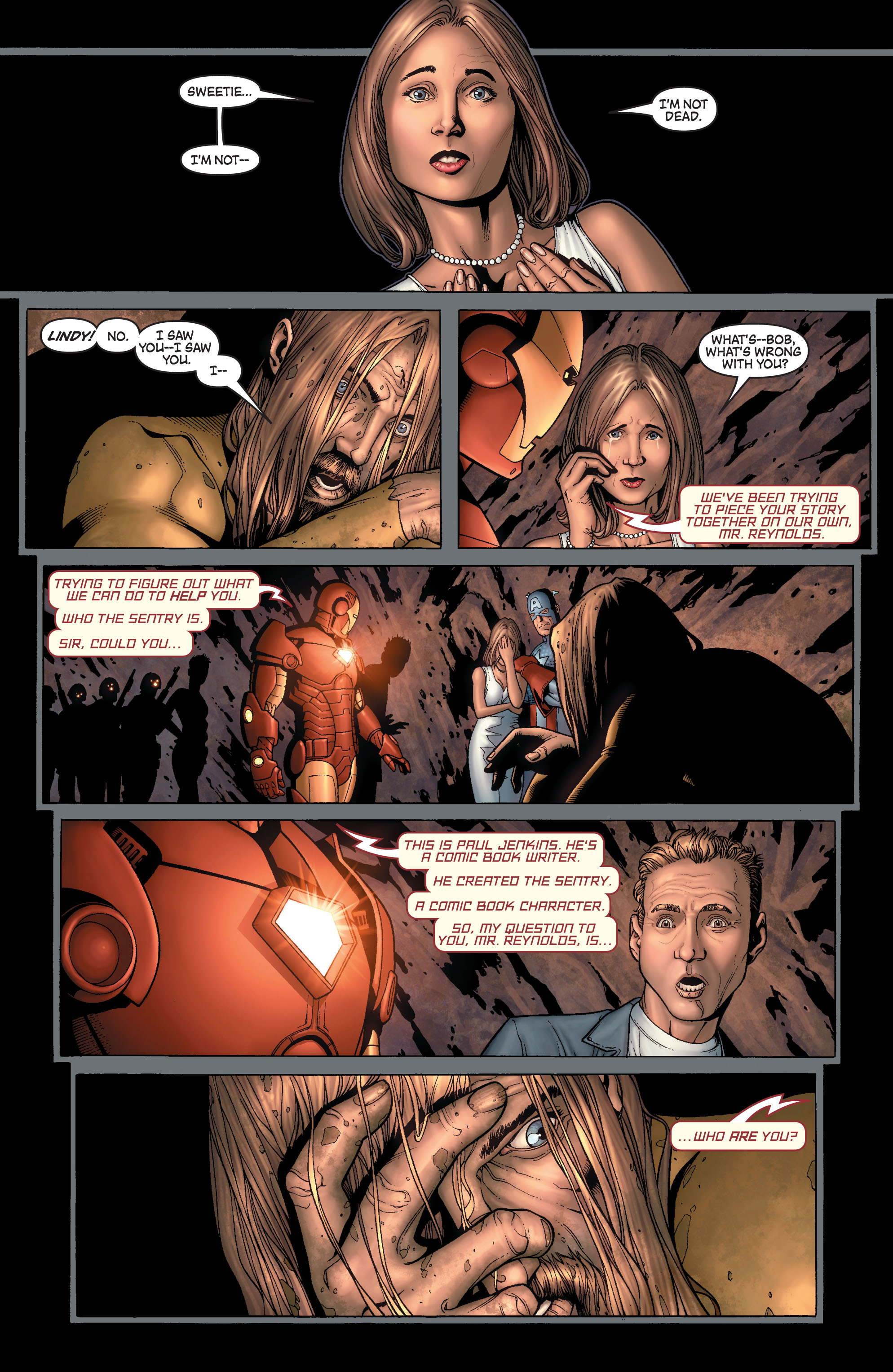 New Avengers (2005) issue 7 - Page 20