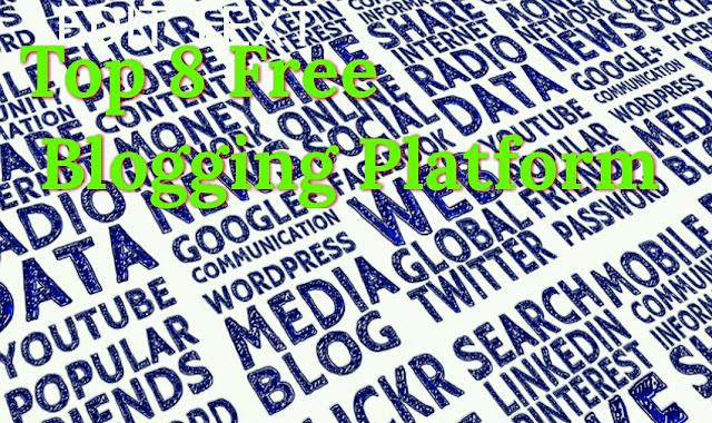 completely free blogging platforms