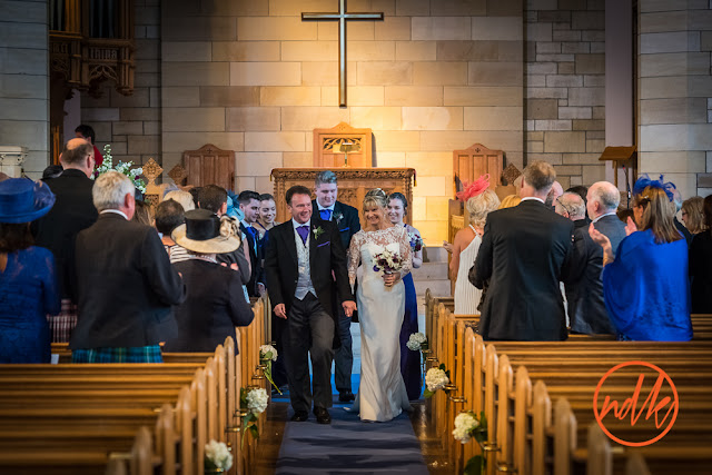Portland Church Troon Wedding Photography