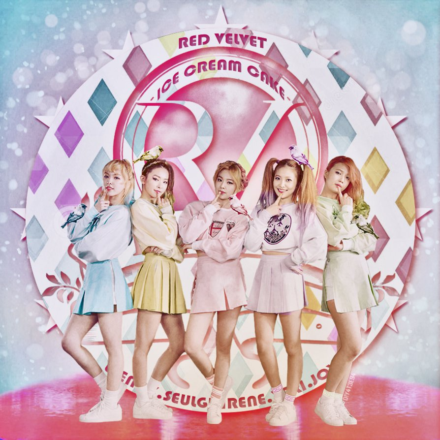 Mbegi Sora Lirik Lagu Red Velvet Ice Cream Cake