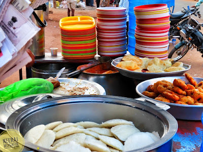 Street Food in Karnataka