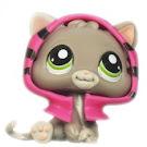 Littlest Pet Shop Pet Pairs Kitten (#1607) Pet