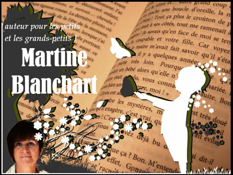 Martine Blanchart auteur jeunesse