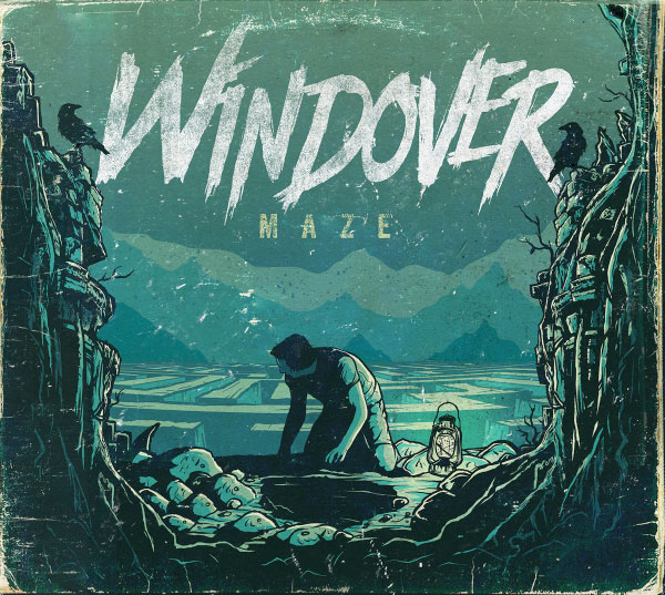 "Windover stream new EP ""Maze"""