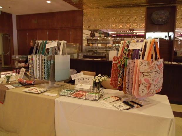 Craft Show Display Ideas For Handbags
