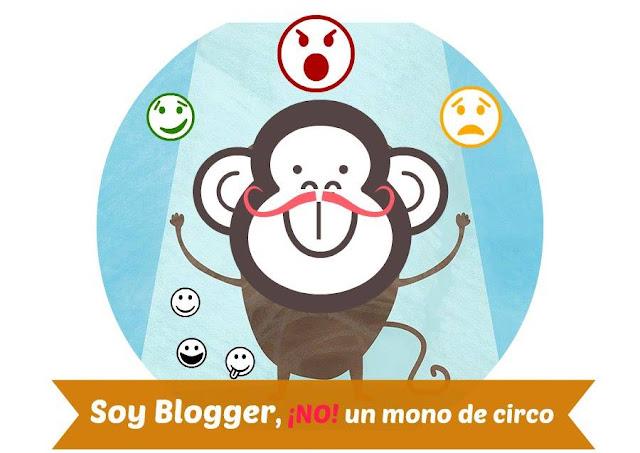 No soy un mono de circo