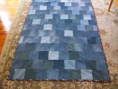 Quilt Inspiration Free Pattern Day Denim Quilts