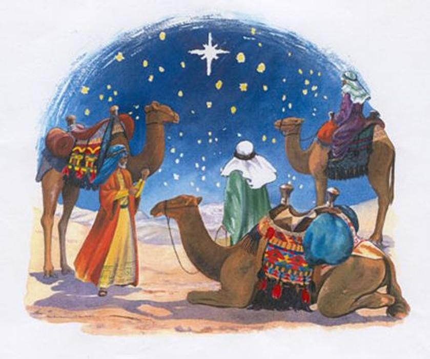 Best Dibujos De Los Reyes Magos A Color Image Collection