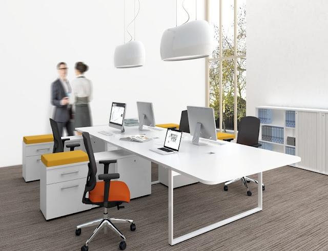 best buy white modern office furniture Seattle WA for sale