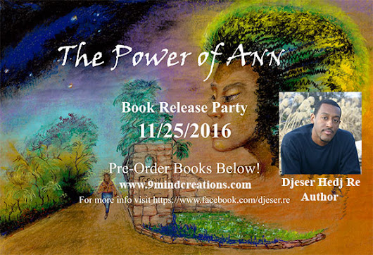 Who's Ready!?! TPOA Book Release Party