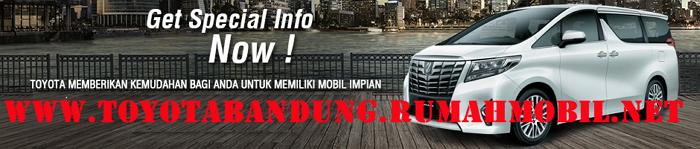 Daftar Harga Toyota Alphard OTR Bandung