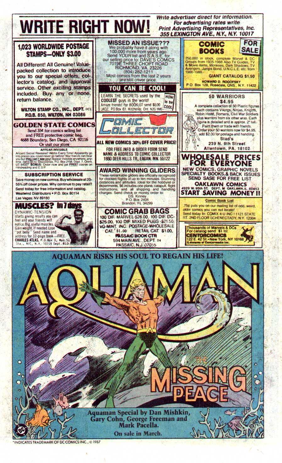 Read online Secret Origins (1986) comic -  Issue #27 - 45