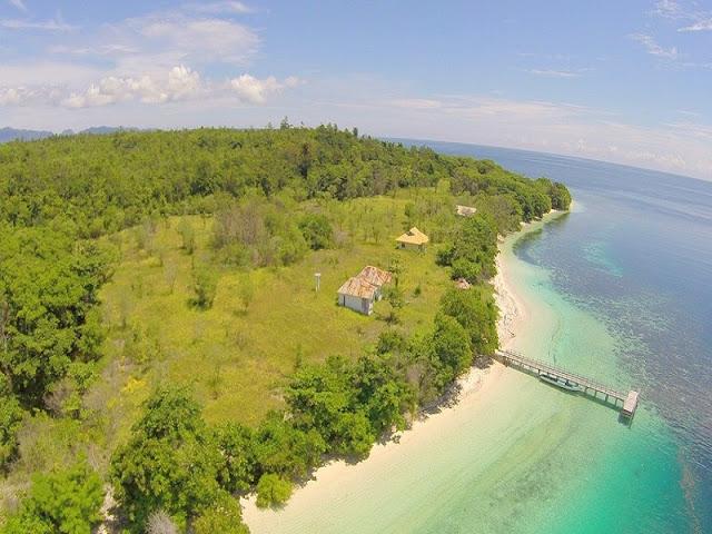 Mengenal Pulau Marsegu, Kawasan Taman Wisata Alam di SBB