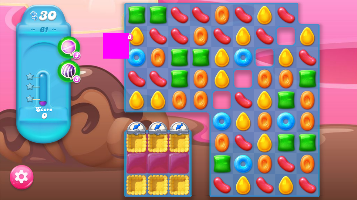 Candy Crush Jelly Saga 61