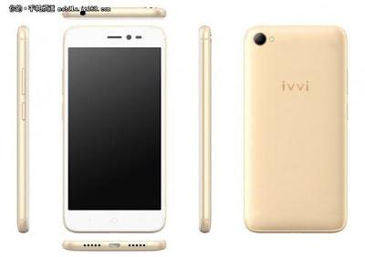 Анонси: Ivvi F2 - смартфон з VoLTE і ціною $ 58