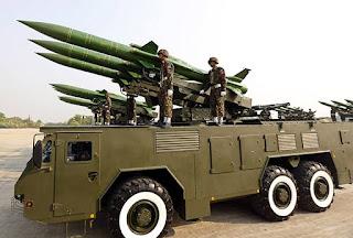 Rudal SA-6 buatan Rusia