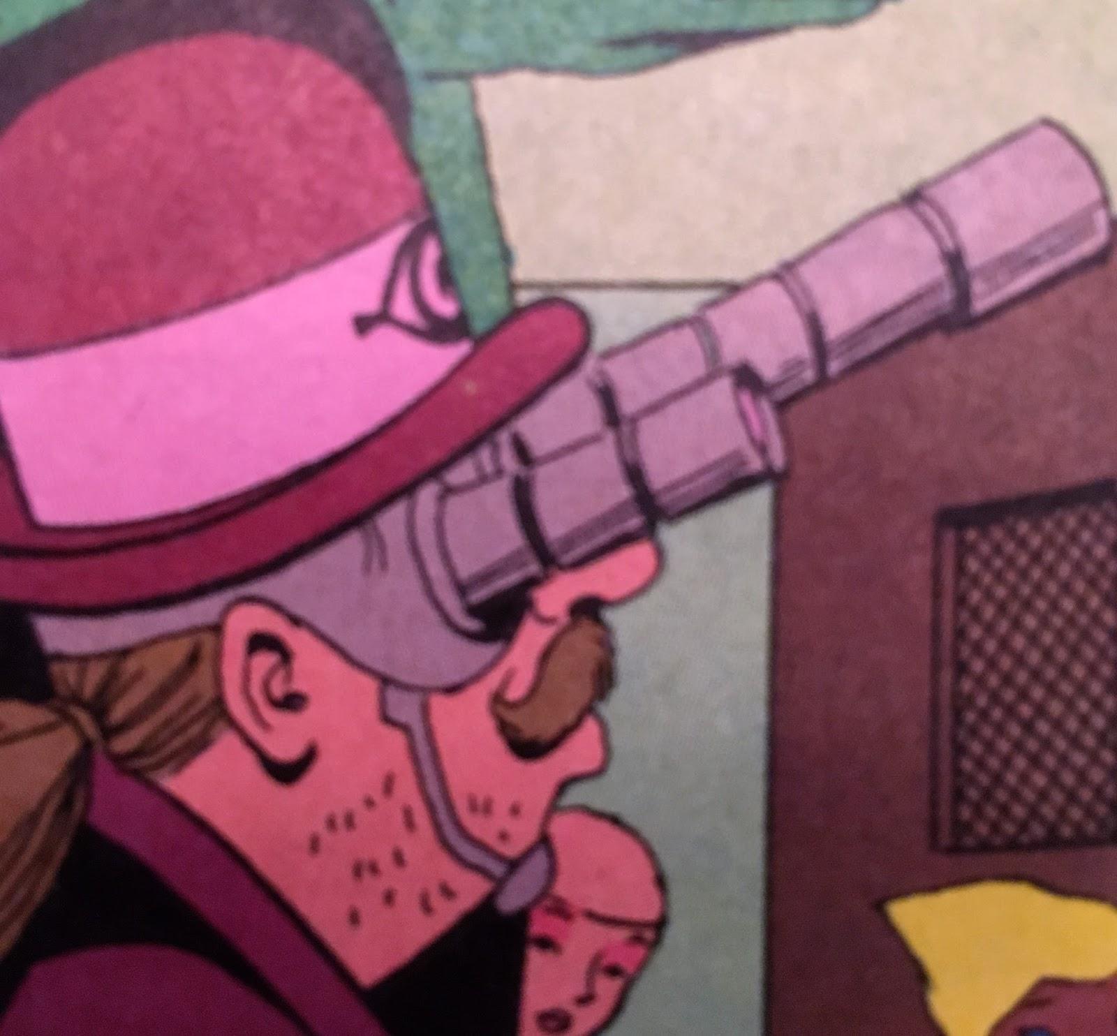 Chris is on Infinite Earths: Hero Hotline #1 (1989)