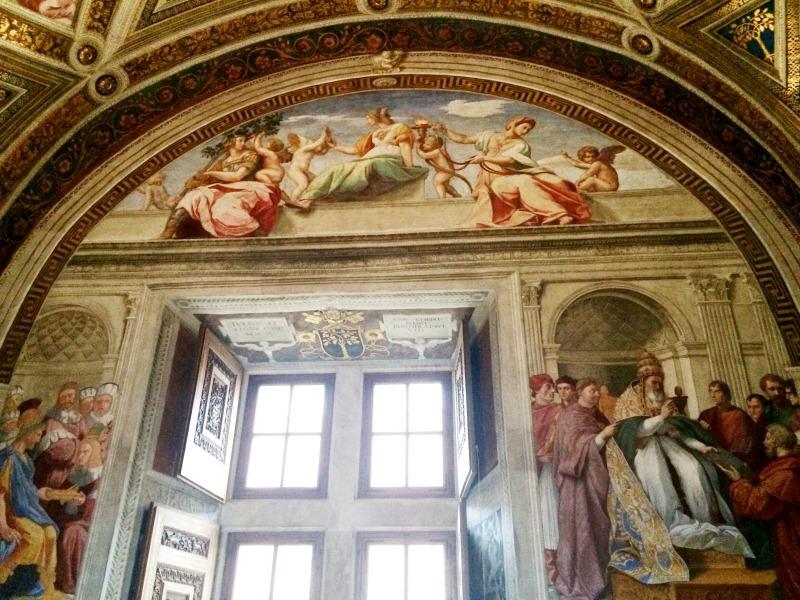Raphel S Room Rome