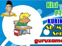 (Lengkap) Kisi - Kisi dan Contoh Soal PTS Tematik SD/MI Kelas 1 , 2 , 3 , 4 , 5 dan 6 Kurikulum 2013 Semester 2 ( Semua Pelajaran)