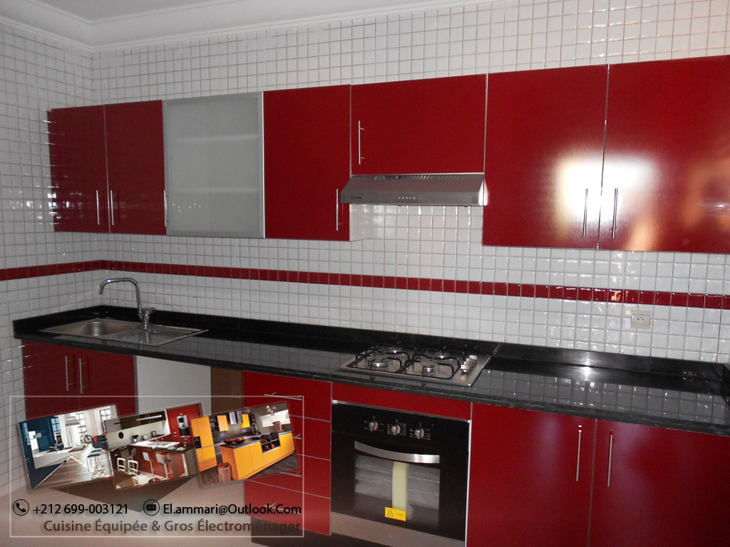 Agence de cuisine quip e maroc cuisine quip e design for Les cuisine equipee