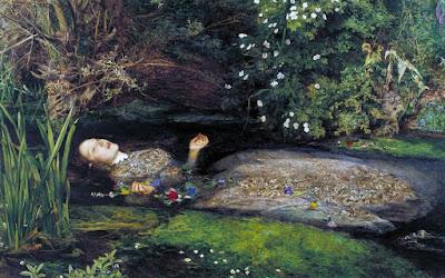 John Millais Ophelia