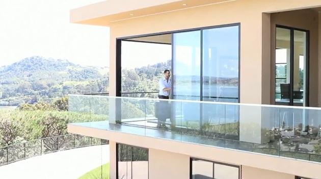 Dise o de casas home house design casas con vista for Exteriores de casas modernas