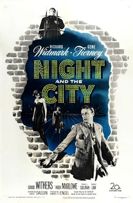 Les forbans de la nuit (Night and the city) Jules Dassin 1950
